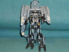 ACTION FIGURE TRANSFORMERS HELICOPTER DECEPTICON BLACKOUT HASBRO NOT COMPLETE