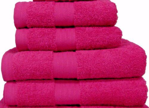 CERISE HOT PINK BATH SHEET TOWEL 100/% EGYPTIAN COTTON LUXURY SUPER SOFT QUALITY