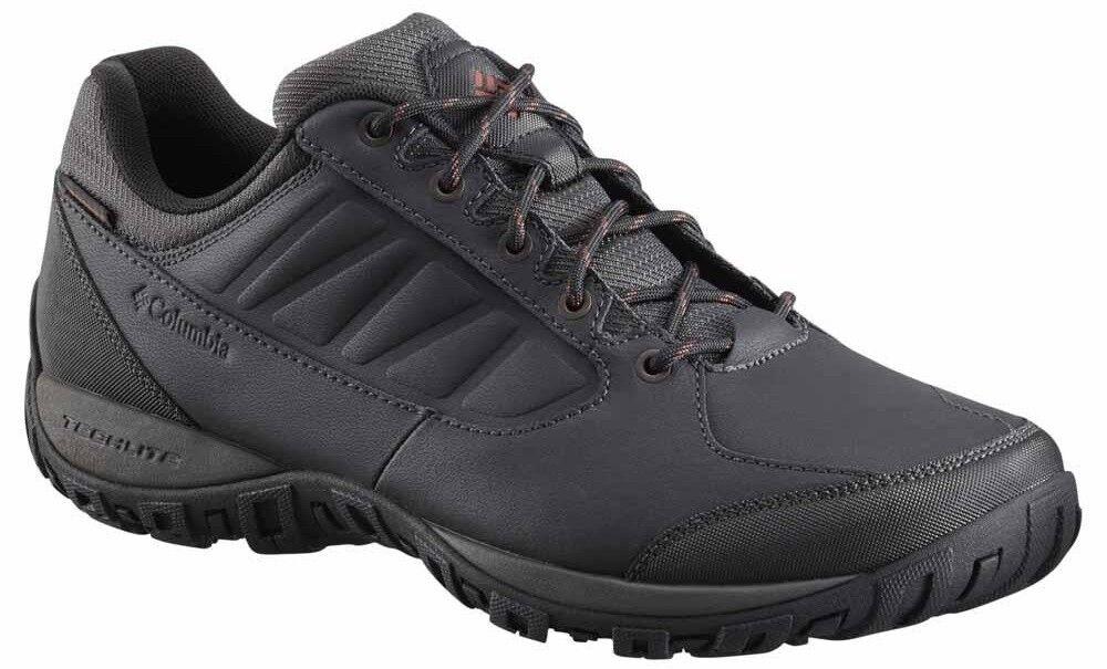 COLUMBIA Ruckel Ridge Waterproof 1791031010 Outdoor Athletic Trainers shoes Mens