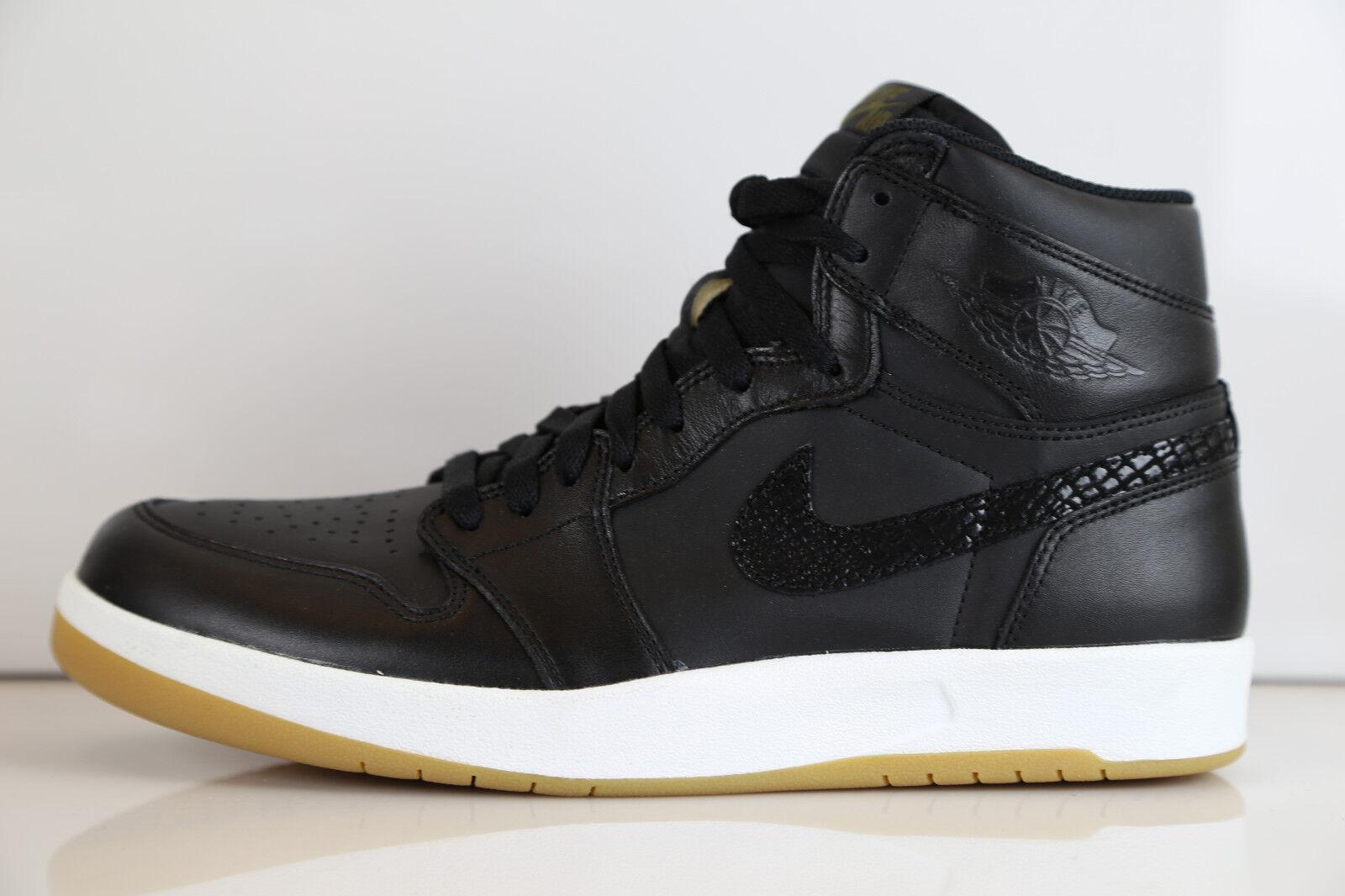 Air Jordan High The Return 1.5 Black Militia Green 768861-008 1 retro royal