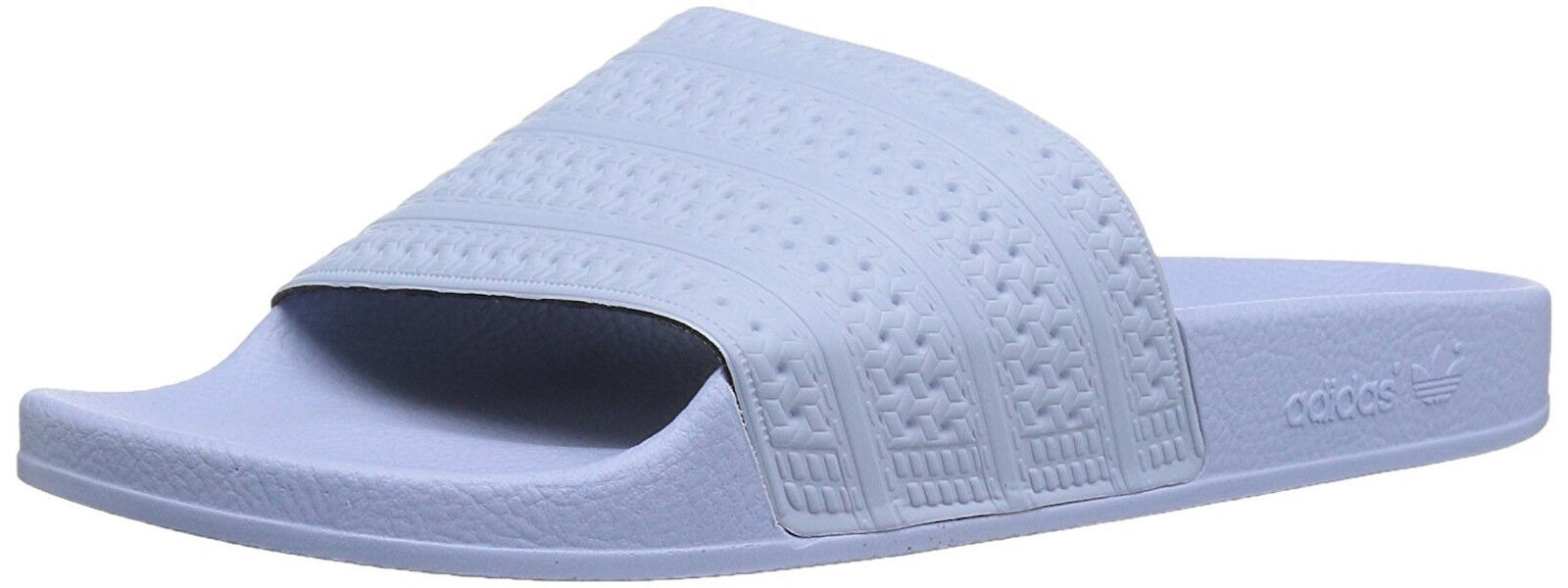 8e5f1e58ef12 Mens adidas Adilette Slides Easy Blue Ba7539 US 11 for sale online ...