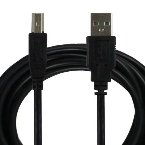 B2G1 Free NEW 6FT 6/' USB 2.0 A TO B HIGH SPEED PRINTER SCANNER CABLE CORD