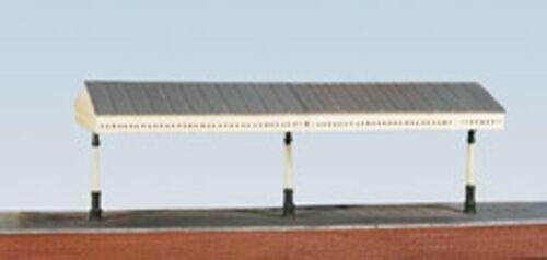 Wills SS54 - Station Platform Canopy - 1 x 180mm x 60mm - '00' Scale Plastic Kit