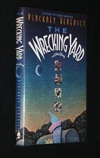 The Wrecking Yard by Pinckney Benedict - Signed 1st ed. - West Virginia Author