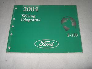 2004 FORD F150 SERVICE MANUAL SHOP REPAIR WIRING DIAGRAMS ...