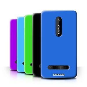 pretty nice c11df 4e508 Details about STUFF4 Phone Case/Back Cover for Nokia Asha 210 /Colours