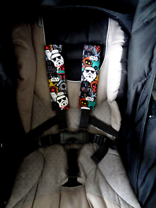 baby child seat belt strap covers pram stroller car seat baby