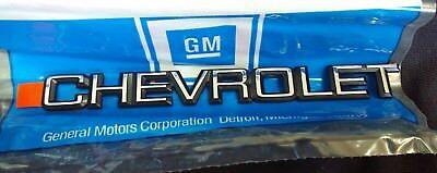 Chevrolet GM OEM 17-18 Sonic Trunk Lid-Emblem Badge Nameplate 42441809