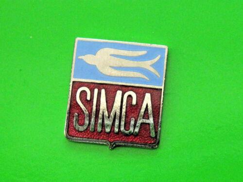 lapel pin Hat pin SIMCA emblem tie tac hatpin GIFT BOXED