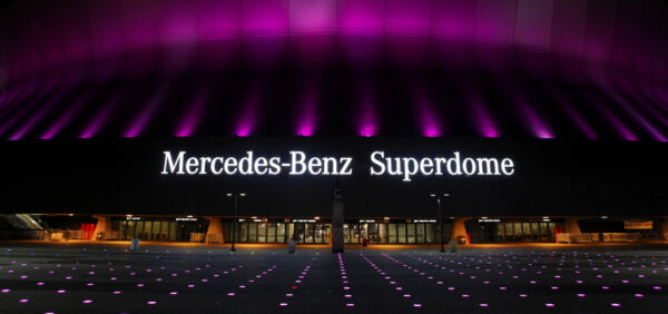 Mercedes Benz Superdome Event Schedule   Mercedes Benz Superdome Tickets