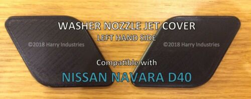 UGELLO di lavaggio a PROIETTORE A Getto Coperchio LH-Si Adatta Nissan Navara D40-si prega di leggere