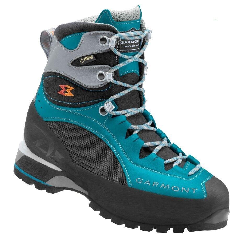 Garmont Mountain shoes Tower GTX Women, Aqua bluee - Grey