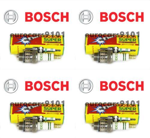 Bosch Spark Plugs W7EC W7EC Set of 4