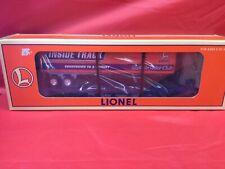 O Scale Lionel 1997 Railroader Club Flatcar With Trailer