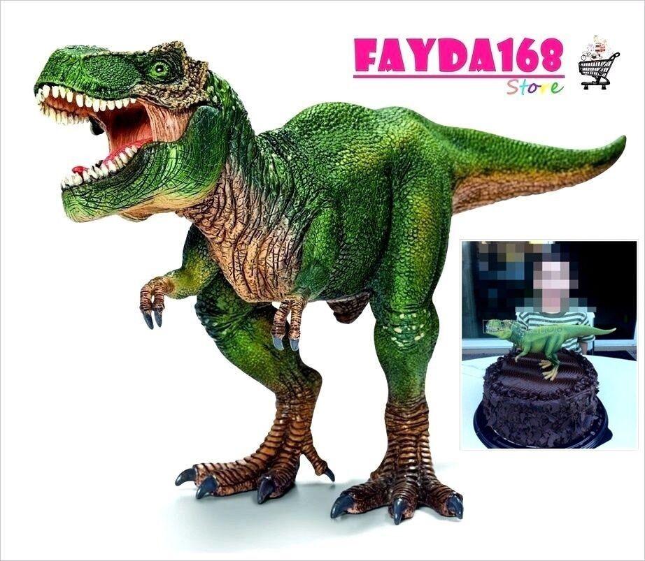 Der t - rex jurassic park dinosaurier - modell weltweit tyrannosaurus - actionfigur spielzeug fr kinder