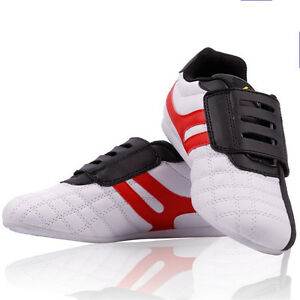 Sports taekwondo kickboxing training shoes boxing mma martial arts wrestling