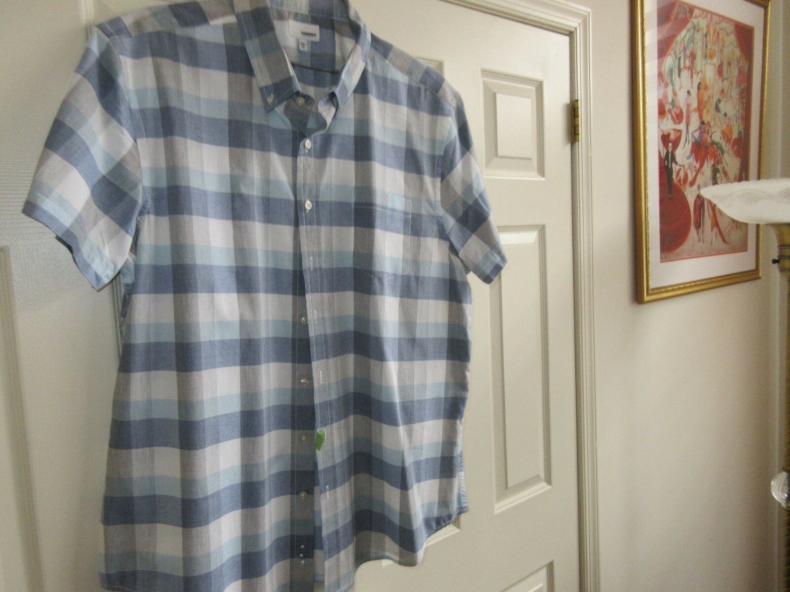 Sonoma , X-Large , 100% Cotton , Made in India ,Men's S