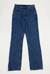 Valentino-jeans-uomo-donna-usato-vintage-W30-tg-44-denim-boyfriend-hot-mom-T6207