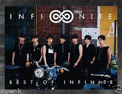INFINITE Japan Album [BEST OF INFINITE] (CD + PhotoBook) Regular Edition