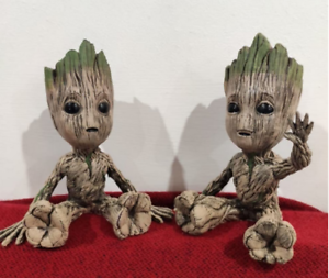 Guardians of the Galaxy Marvel Baby Groot Figure
