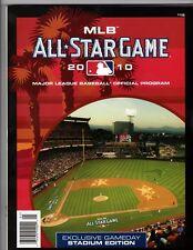 2010 MLB ALL STAR PROGRAM LIMITED EXCLUSIVE GAMEDAY STADIUM EDITION ORTIZ PUJOLS