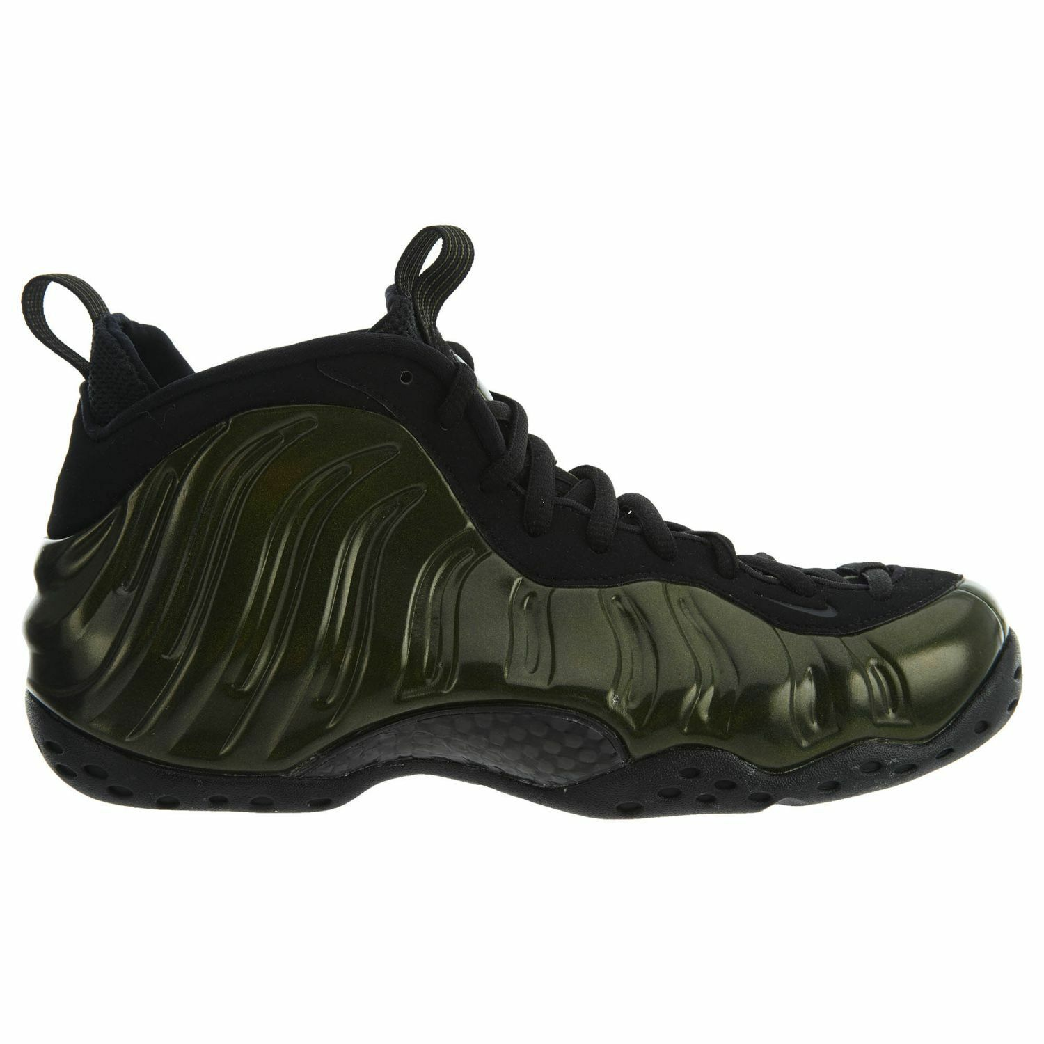 Nike Air Foamposite One Mens 314996-301 Legion Green Basketball Shoes Size 7.5