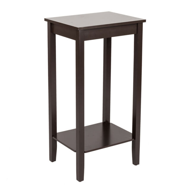 Marvelous Tall Side End Table Coffee Night Stand Bedside Sofa Table For Living Bedroom Camellatalisay Diy Chair Ideas Camellatalisaycom