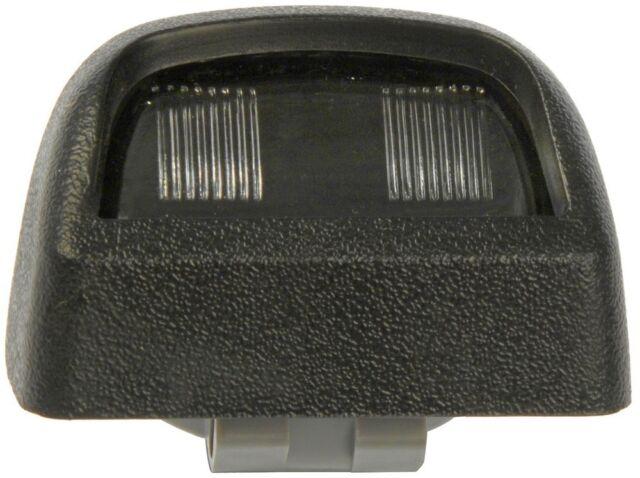 License Lamp Lense Dorman 68168