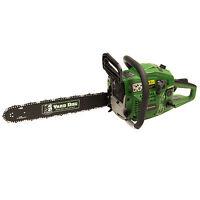 Yard Dog 18 Inch 45cc Gas Powered Chainsaw 2 Cycle Heavy Duty 9013 on sale