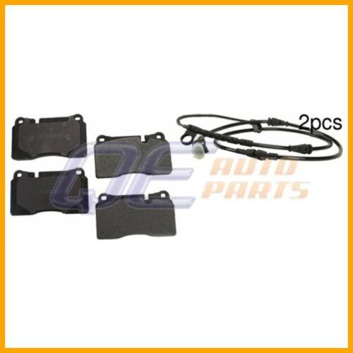 Front Disc Brake Pads Wear Sensors Range Rover Sport 2006-2009 Meyle Semi Met