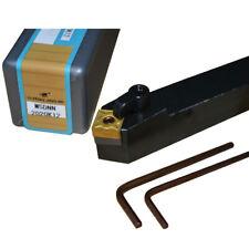 Msdnn2020k12 20x125l 45 Lathe Index External Turning Tool Holder1pc Snmg120408
