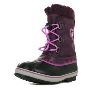 Chaussures-Boots-Sorel-femme-Yoot-Pac-Nylon-034-Purple-Dahlia-034-taille-Violet