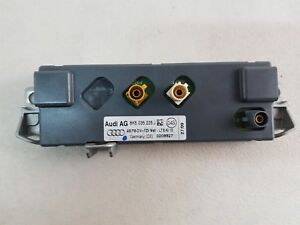 Details about AUDI A4 B8 8K 08-16 RADIO AERIAL AMPLIFIER ANTENNA BOOSTER  8K5035225J