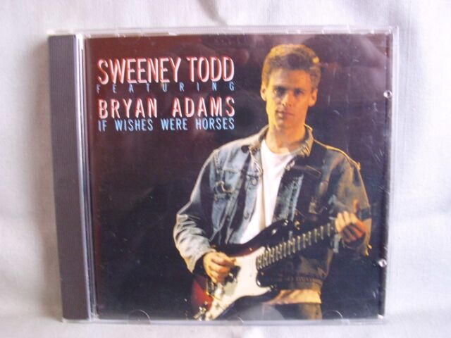 Sweeney Todd featuring Bryan Adams- If Wishes were Horses- RECEIVER 1991
