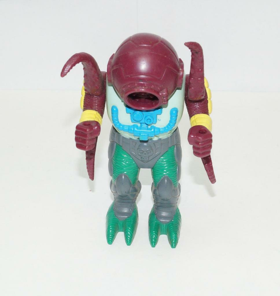 Pretender Octopunch OUTER SHELL 1989 Vintage G1 Transformers Action Figure