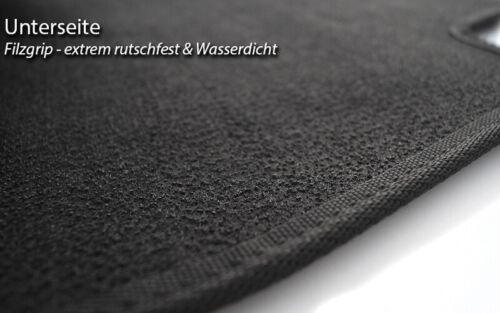 Fußmatte Audi 80 B4 RS2 8C Original Qualität Velours Automatte neu! Fahrer
