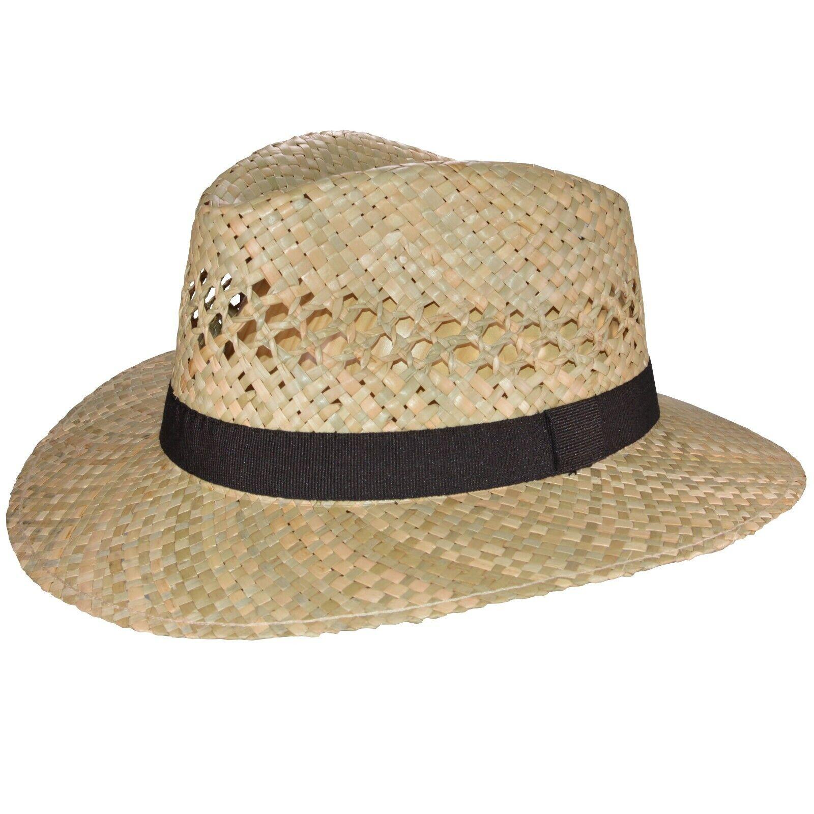 Straw Hat gartenhut Summer Hat Summer Hat Sun Hat Hats Traveller Panama Hat