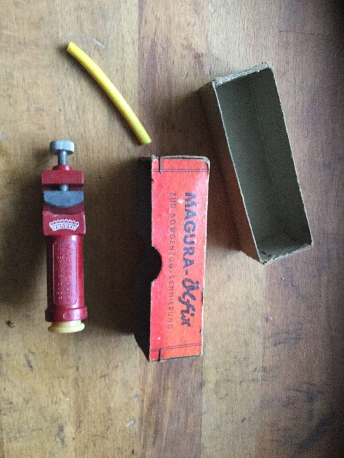 Freno de disco Magura aceite Fix Mini Kit de servicio  VINTAGE