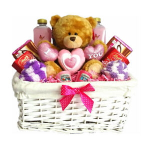 Image Is Loading Mothers Day Gift Basket Hamper For Mum