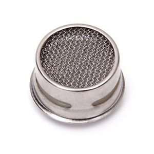 Kitchen/Bathroom Faucet Strainer Tap Filter---White and Silver N3 ...