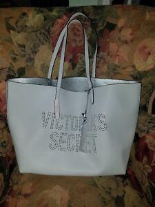 Awesome Secret Handbag Nwt Victoria's White mvn0Nw8