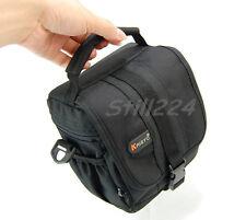 Canon EOS M10 camera Black Nylon Camera Case shoulder Strap