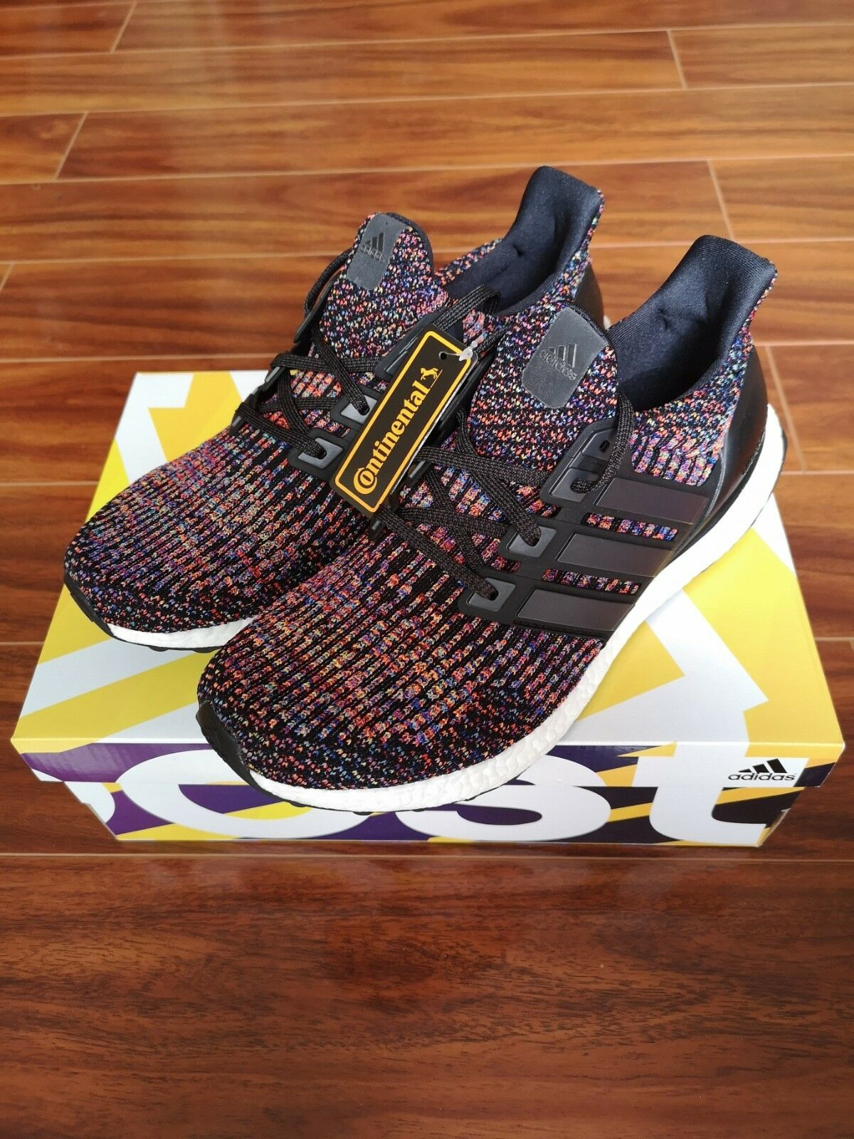 Adidas UltraBoost LTD Multicolor LTD Men's Size 9 with Box