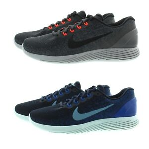 new style 7ceb6 3525e Details about Nike 904715 Mens LunarGlide 9 Lightweight Lunarlon Running  Shoes Sneakers