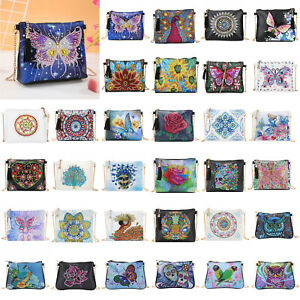 DIY-Special-Shaped-Diamond-Painting-Crafts-Leather-Crossbody-Bags-Clutch-Pouch
