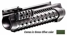 RR870-S CAA Tactical OD Green Polymer 3 Picatinny Hand Guard Rail System