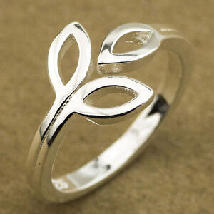 Wholesale-925-Sterling-Silver-Plated-Women-Fashion-jewelry-Rings-SIZE-OPEN-8