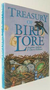 Treasury-of-Bird-Lore-Josephine-Addison-Cherry-Hillhouse-birding-birds-book-1998
