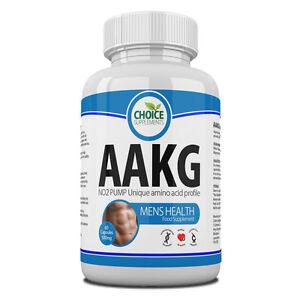 Aakg 500mg Arginin Alpha Ketoglutarat L Arginin Stickstoffmonoxid