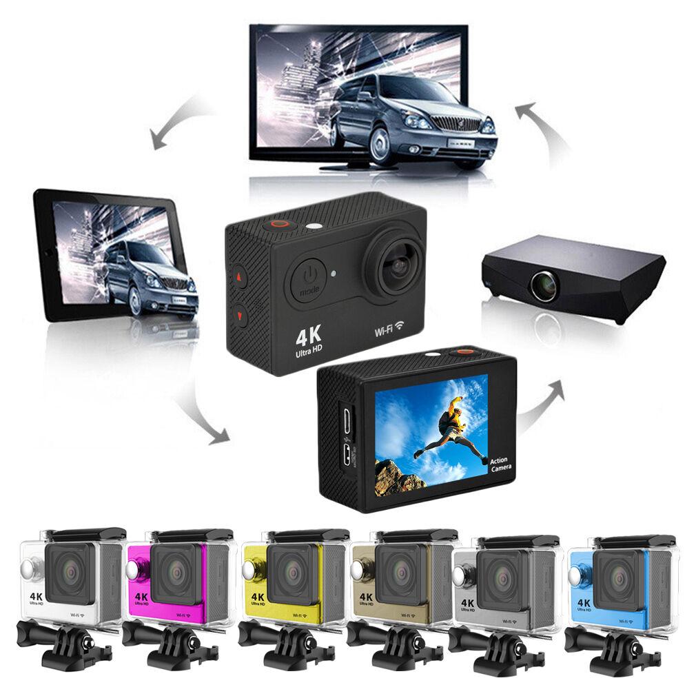 "EKEN H9 Ultra 4K HD 1080P WiFi 2.0"" Action Camera Sport Helmet DVR Camcorder MA Featured"